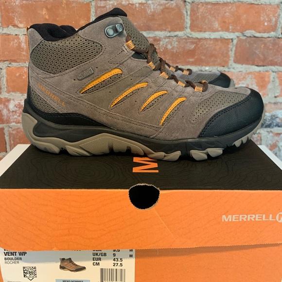 merrell moab 2 size 12.5 gb